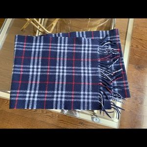 Burberry  scarf (OFF PM  C$220 )